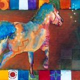 Hellgate Canyon Mustang