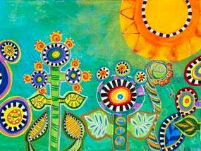 Hippy Dippy Eco Peace Garden