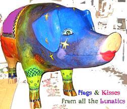 Hogs & Kisses